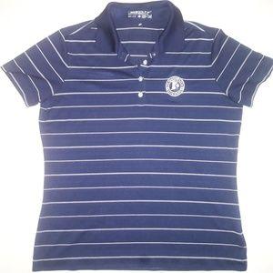 NWOT NIKE Women's Sz Lg Dri-Fit Polo Golf Shirt